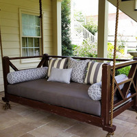 """FREE SHIPPING! The """"Seaside"""" Bed Swing 