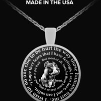 Pit Bull Necklace New