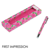 Lilly Pulitzer Ink Pen