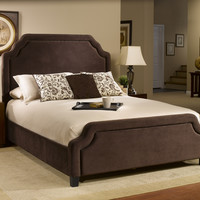 Hillsdale Carlyle Fabric Headboard - Full/Queen - Rails not included