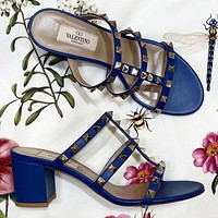 Valentino Willow nail slippers