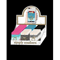 Phone Sleeve ID Holder for Cell Phones - Pattern F19 - Simply Southern