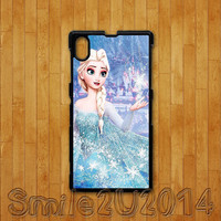 Frozen,Elsa,Sony Xperia Z case,Sony Xperia Z1 case,Google Nexus 4 case, Google Nexus 5 case, Xperia Z1 cover,Sony Xperia Z cover.phone case