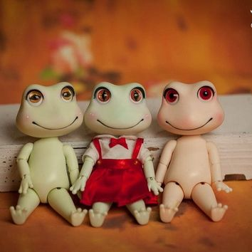 Frog - 8.8cm, Doll Family - BJD Dolls, Accessories - Alice's Collections