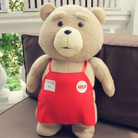 TED Movie Bear Stuffed Animal