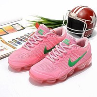 Nike Air VaporMax Kid Shoes Pink Child Sports Shoes