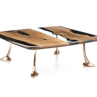 Osso 120 Resin Coffee Table