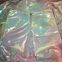 SWEET LORD O'MIGHTY! THE HOLOGRAPHIC SHORTS
