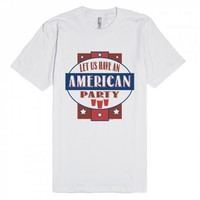 Have An American Party