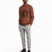 Tapered fit Joggers - from H&M