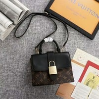 LV Louis Vuitton Women Leather Monogram Tote Handbag Shoulder Bag Shopping Bag Messenger Bags Wallet Purses 2019 New Fashion Bags