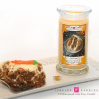 Carrot Cake Jewelry Candle