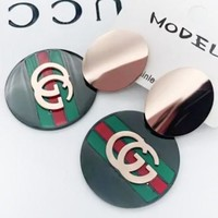 GUCCI New fashion stripe long earring women jewelry