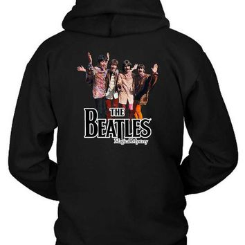 CREYH9S The Beatles Magical Mystery Hoodie Two Sided