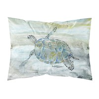 Sea Turtle Watercolor Fabric Standard Pillowcase SC2006PILLOWCASE
