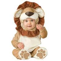 InCharacter Costumes Lovable Lion Halloween Party Costume Set