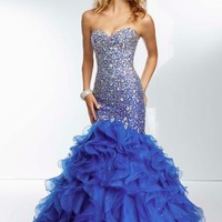 Mori Lee 95076 Prom Dress - PromDressShop.com