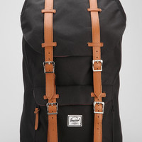 Herschel Supply Co. Little America Suede Backpack - Urban Outfitters