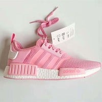 Adidas NMD Girl Pink Trending Running Sports Shoes