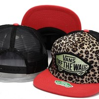 Perfect VANS Snapbacks hats Women Men Embroidery Sports Sun Hat Baseball Cap Hat
