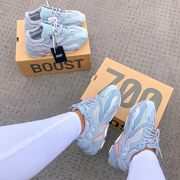 Image of Adidas YEEZY Boost 700 Fashion casual shoes
