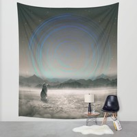 It Beckons Wall Tapestry by Soaring Anchor Designs | Society6