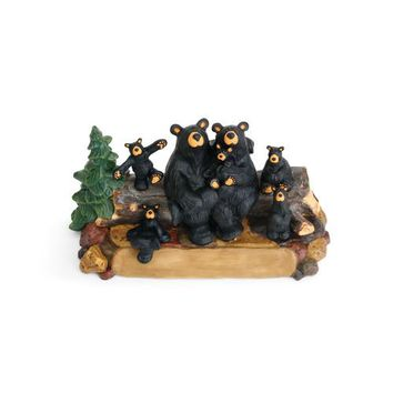 Bear Family Figurine
