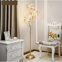 Golden Tree Floor lamp