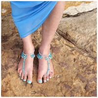 Esther barefoot sandals