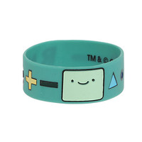 Adventure Time BMO Rubber Bracelet | Hot Topic