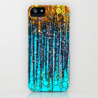 :: Party On :: iPhone Case by GaleStorm Artworks   Society6 #colorful,#abstract, #iPhone, #party, #circles, #fun, #galaxy, #rainbow, #happy