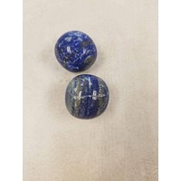 Lapis Lazuli Pocket Stones - Set of 2