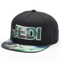 Star Wars Yoda Snapback Hat - Boys 8-20, Size: One Size (Black)
