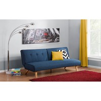 Novogratz Palm Springs Futon, Multiple Colors - Walmart.com