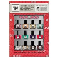 Jenna Hipp What's Hot Now Nail Collection