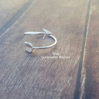 Arrow Ring Fully Adjustable for the Country Archery Hunting Girl