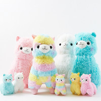 Alpacasso Plushies - Rainbow (Large)