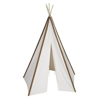 PACIFIC PLAY TENTS® Cotton Canvas Tee Pee Tent (8') : Target