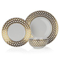 Helios Dinnerware - Sets of 4 | Dinnerware | Tableware | Z Gallerie