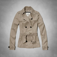 Ainsley Trench Coat