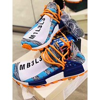 Adidas Solar HU NMD Fashion Men Women Casual Sport Running Shoes Sneakers