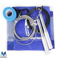 Jump Rope Ultra Speed Crossfit Metal Bearing Sports Skipping Rope Speed Rope Crossfit MMA Box Home Gym For Children