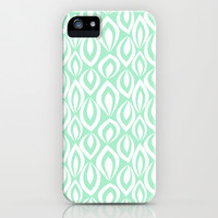Leafyrific-Fresh Mint iPhone & iPod Case by Groovity