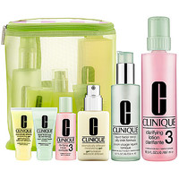 CLINIQUE Great Skin Home & Away Set