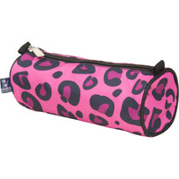 Pink Leopard Pencil Case - 39214