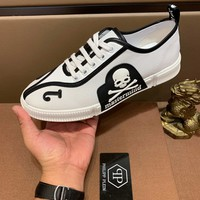 MMJ X SNOOPY MMJ  Men Fashion Boots fashionable Casual leather Breathable Sneakers Running Shoes