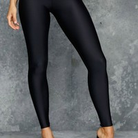 MATTE LEGGINGS
