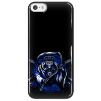 Thin Blue Line Reaper Cell Phone Case
