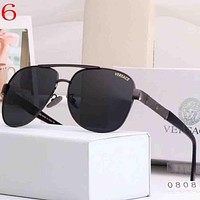Perfect Versace Men Fashion Summer Sun Shades Eyeglasses Glasses Sunglasses