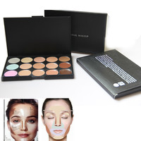 Branded 15 Color Concealer Palette